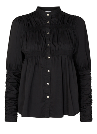 Co'couture - Hannah Elastic smock - Black