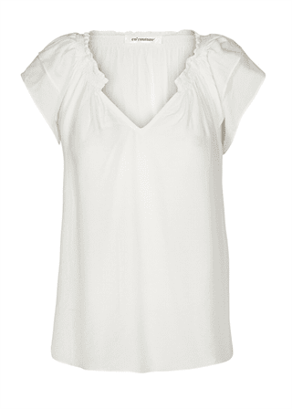 Co'couture - Sunrise top - Off white